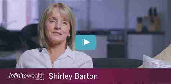 Infinite Wealth Client Experience & Results - Shirley