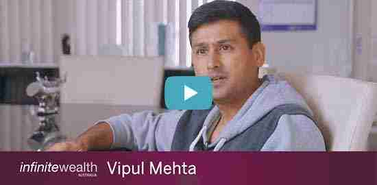 Infinite Wealth Customer Experience & Results - Vipul