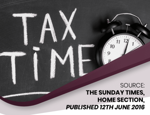Tips for Investors at Tax Time