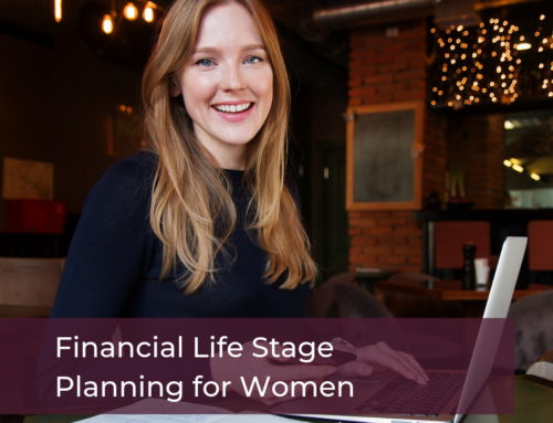 Financial Life Stage Planning for Women