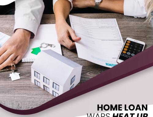 Home Loan Wars Heat Up