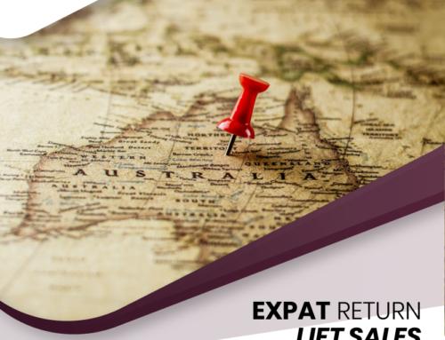 Expat Return Lifts Sales