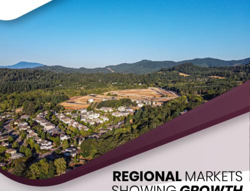 Regional Markets Showing Growth