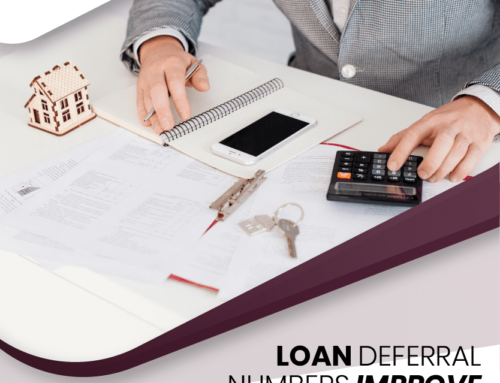 Loan Deferral Numbers Improve
