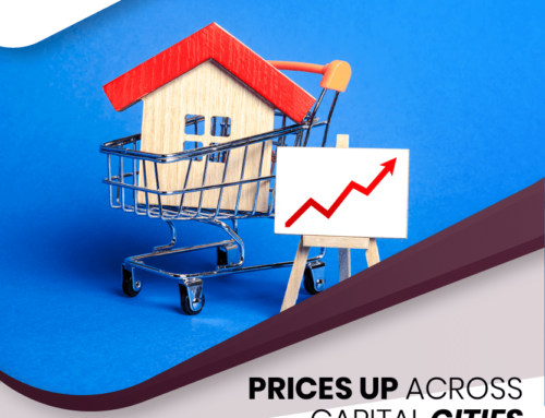 Prices Up Across Capital Cities
