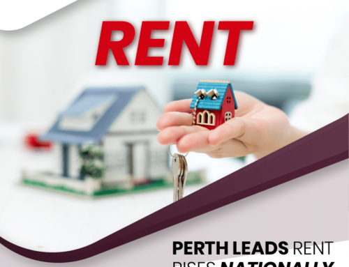 Perth Leads Rent Rises Nationally