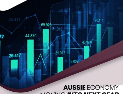 Aussie Economy Moving Into Next Gear