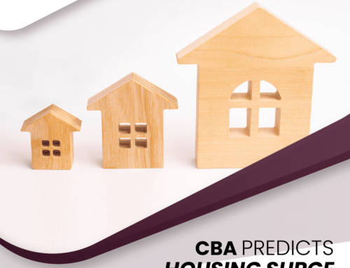 CBA Predicts Housing Surge