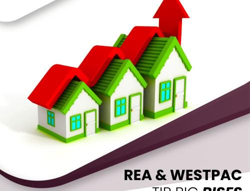 REA, Westpac Tip Big Rises