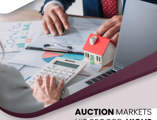 Auction Markets Hit Record Highs