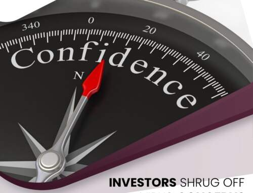 Investors Shrug Off Virus Negatives
