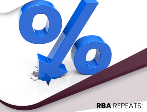 RBA Repeats: No Rise Until 2024