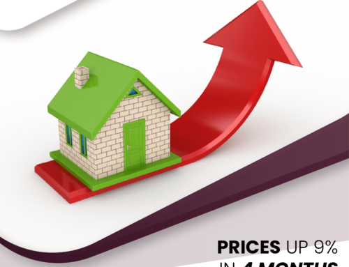 Prices Up 9% In 4 Months