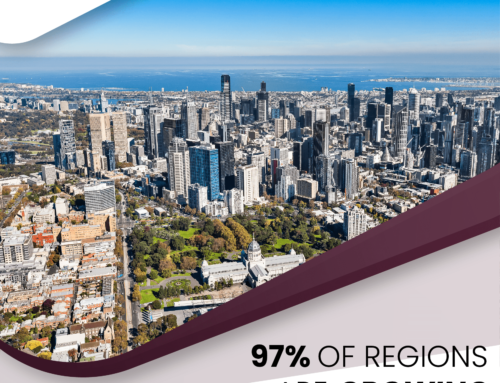 97% Of Regions Are Growing