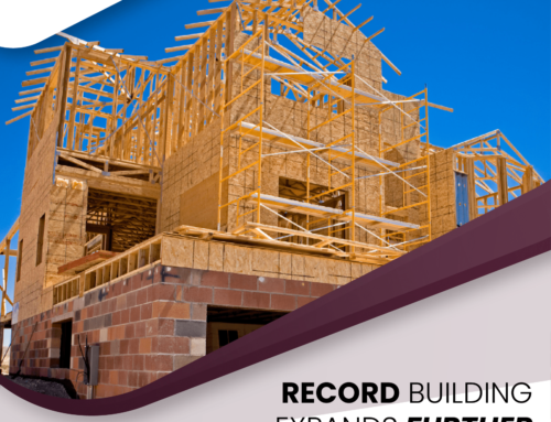 Record Building Expands Further